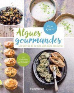 Retrouvez-moi pour une démonstration de cuisine aux algues