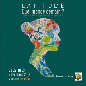 Retrouvez-moi à Mulhouse du 22 au 24 novembre